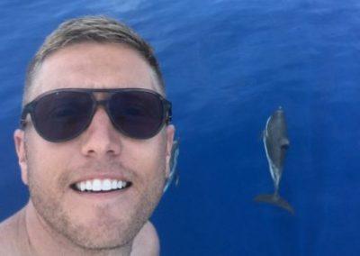 selfie joan delfin
