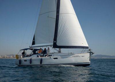 velero bacelona sailboats