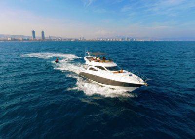 yacht Barcelona