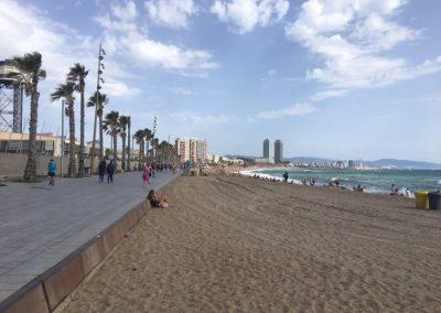 playa de sant sebastian