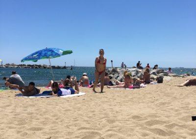 somorrostro (barcelona beach)