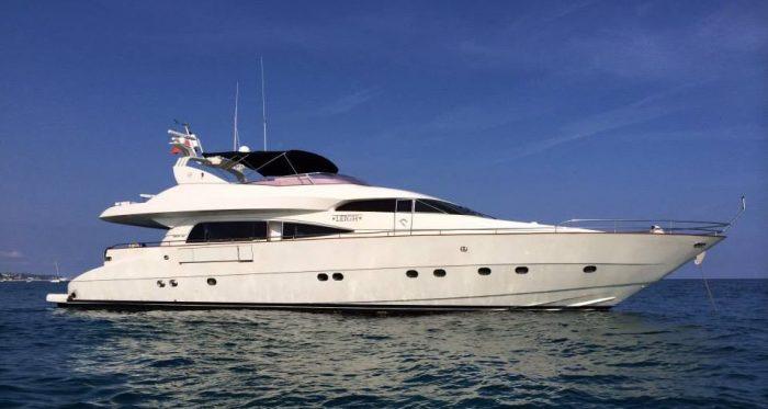 Super yacht hire Barcelona