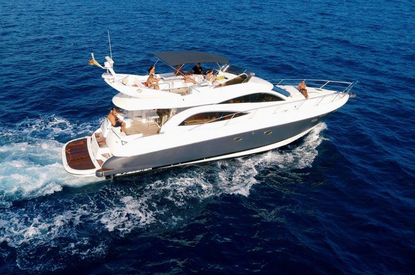 Yacht charter Barcelona