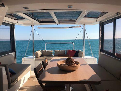 paseo catamaran barcelona