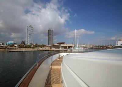 deck leigh yacht