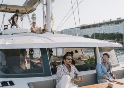 stern catamaran barcelona