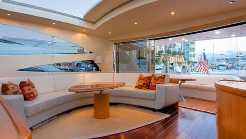 luxury yacht hire barcelona