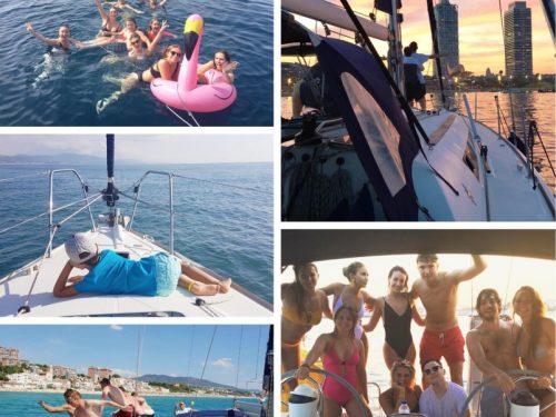 Alquiler de barco en Barcelona barato