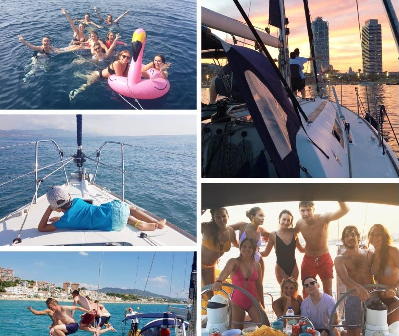 💥Special offer! 💥25% discount on private boat trips in Barcelona